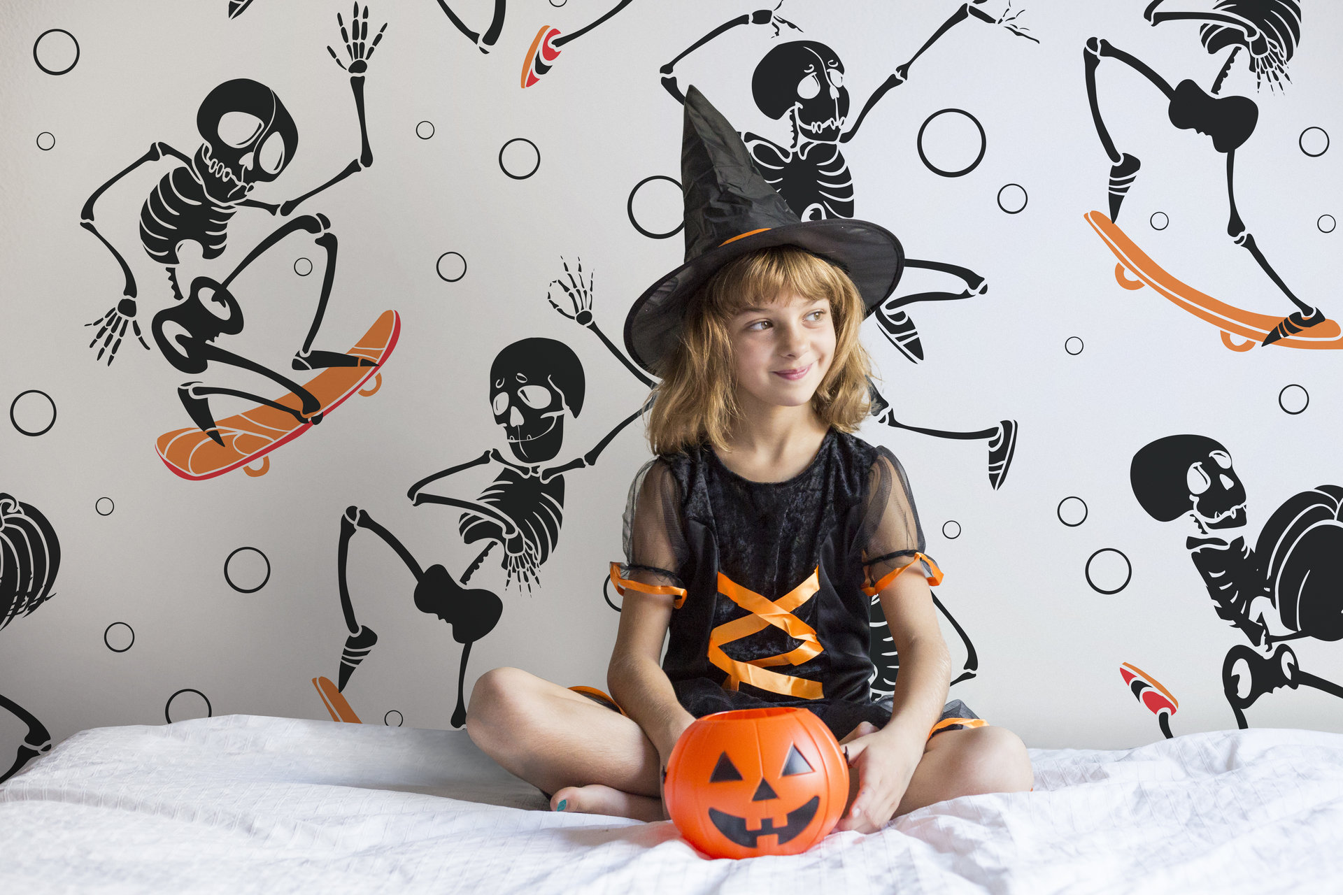 Trick or pattern - Pixers on Halloween!