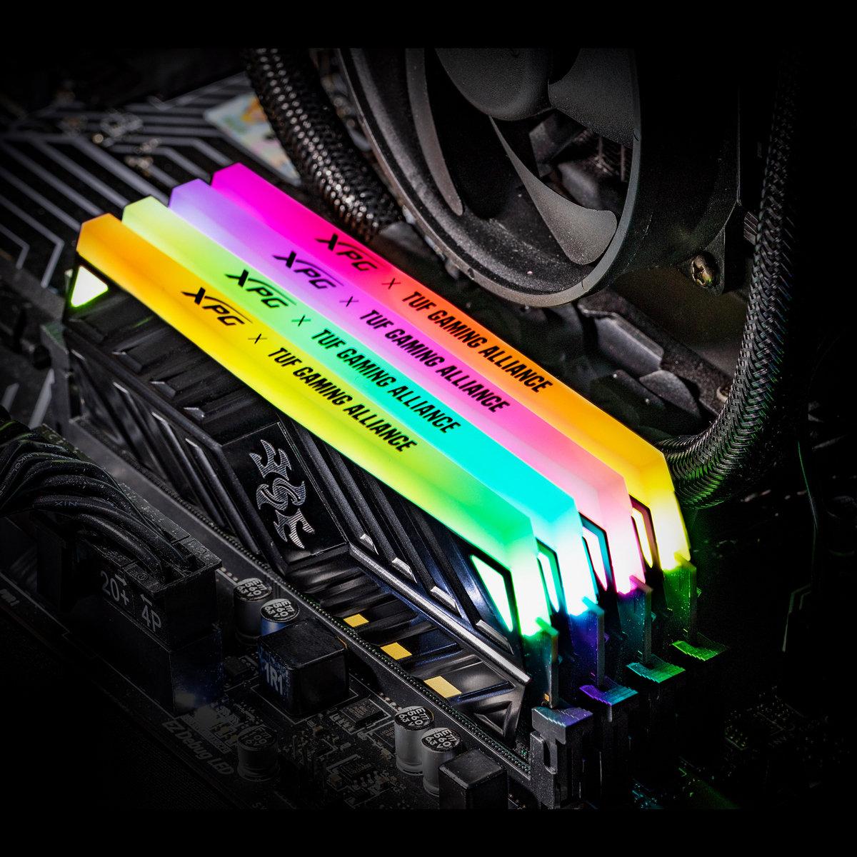 ADATA XPG SPECTRIX D41 TUF Gaming Edition - Pamięć RAM stworzona we współpracy z marką ASUS