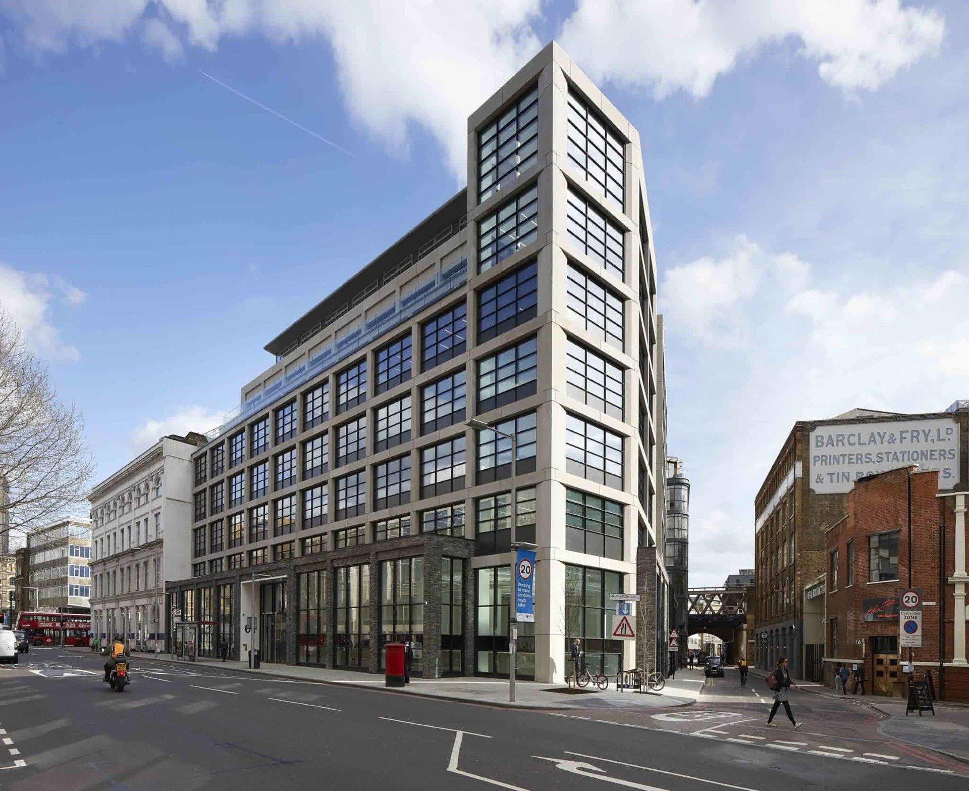 HB Reavis oznámil prodej kancelářské budovy Cooper & Southwark v Londýně