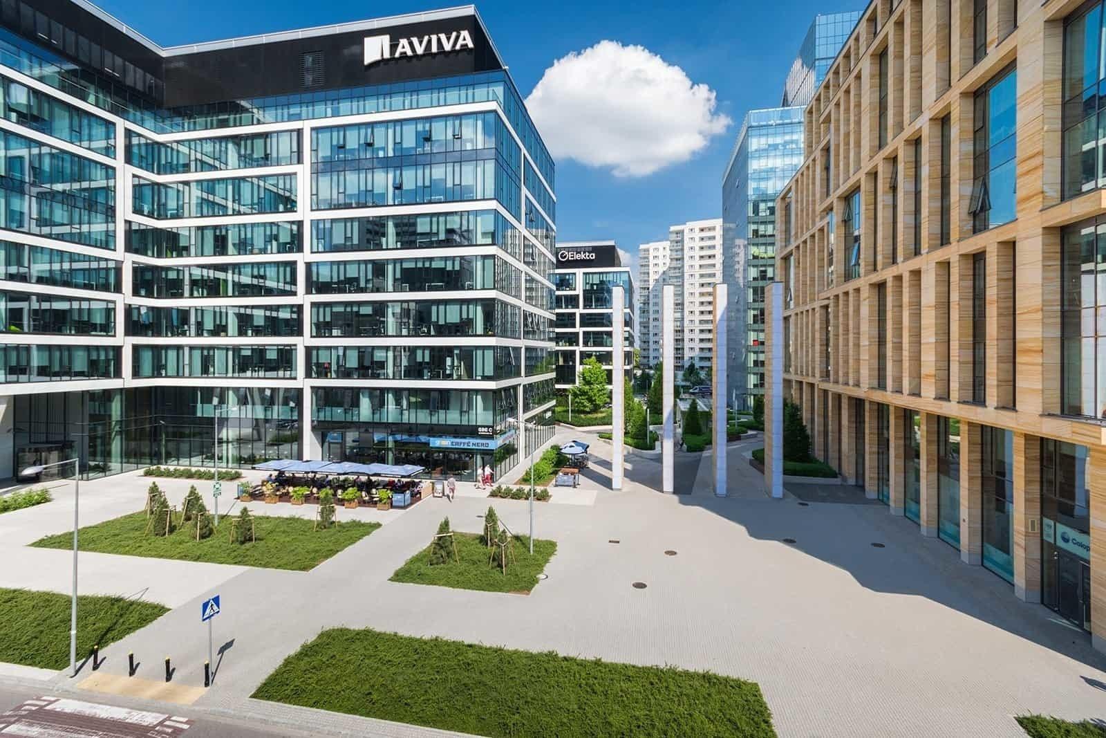 HB Reavis prodává varšavské Gdanski Business Center II za více než 200 milionů eur