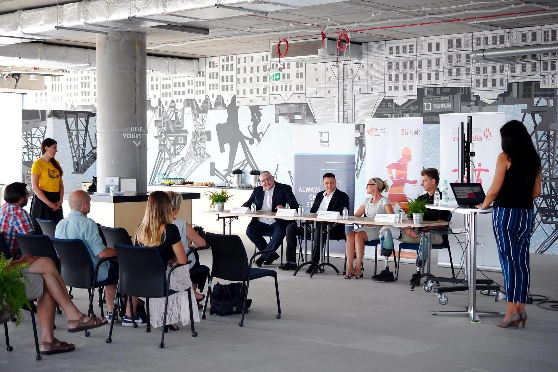 Gdańsk Business Run on WHEELS, czyli kółka na start!