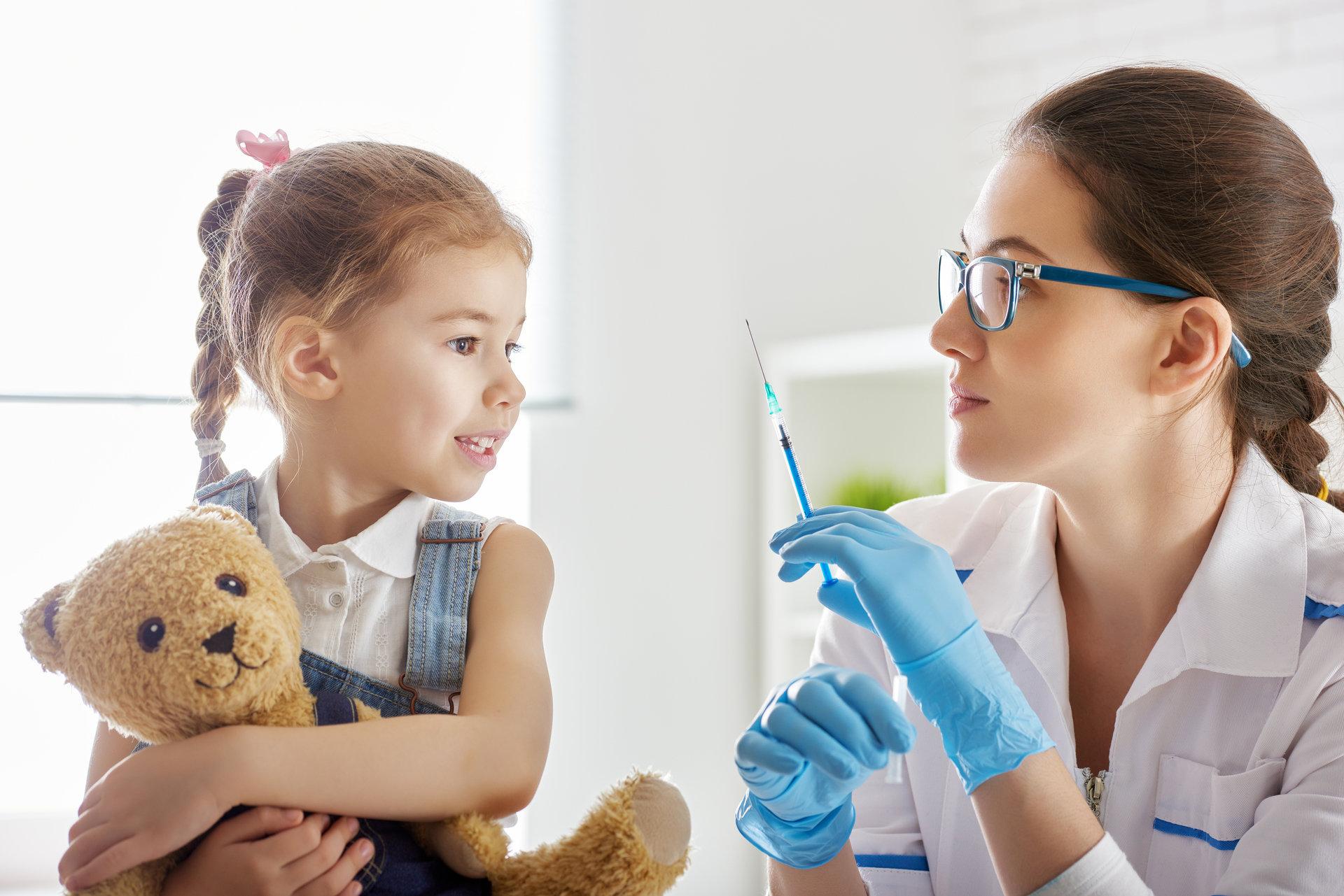 Szczepienie to najlepszy sposób na odporność przeciwko chorobom zakaźnym