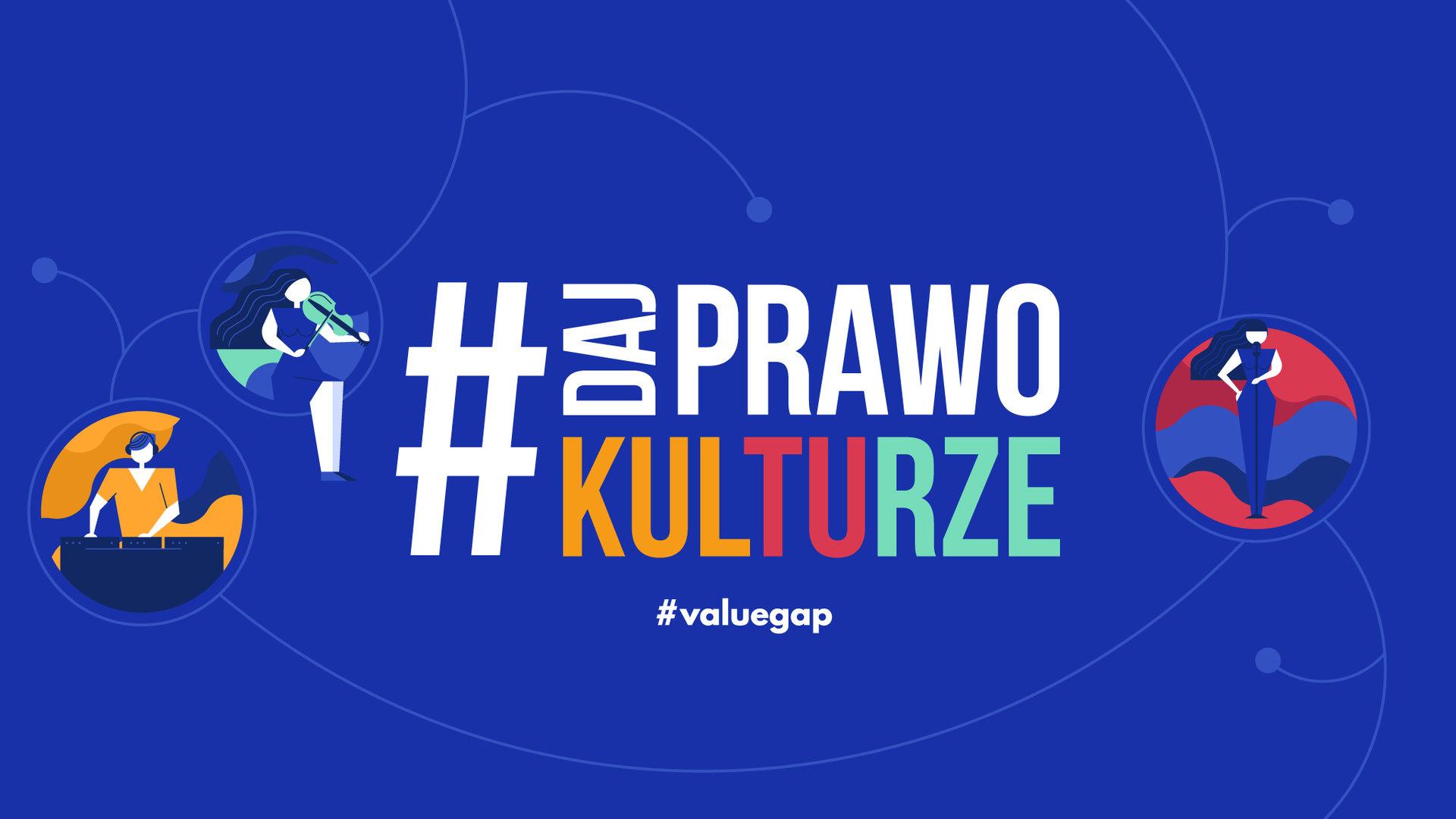"""""""Daj prawo kulturze"""" – polscy artyści apelują do europarlamentarzystów!"""