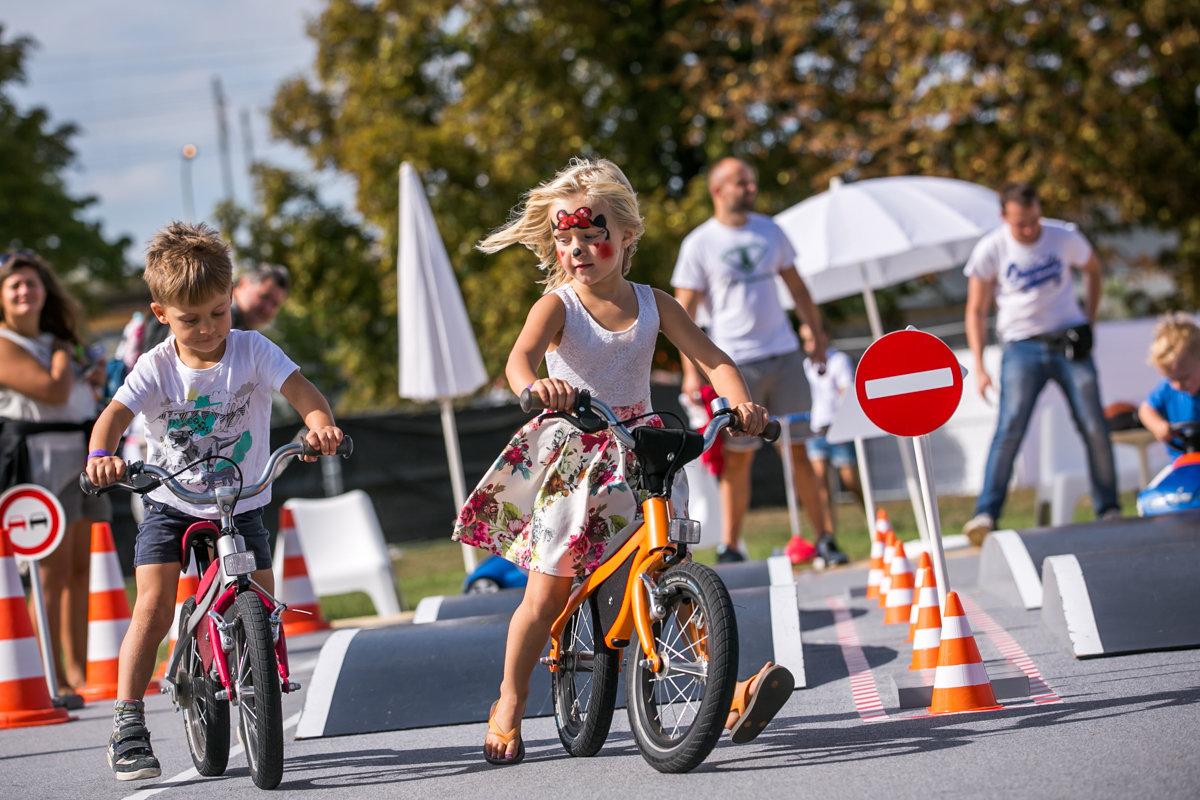 Atrakcje rodzinne na VERVA Street Racing