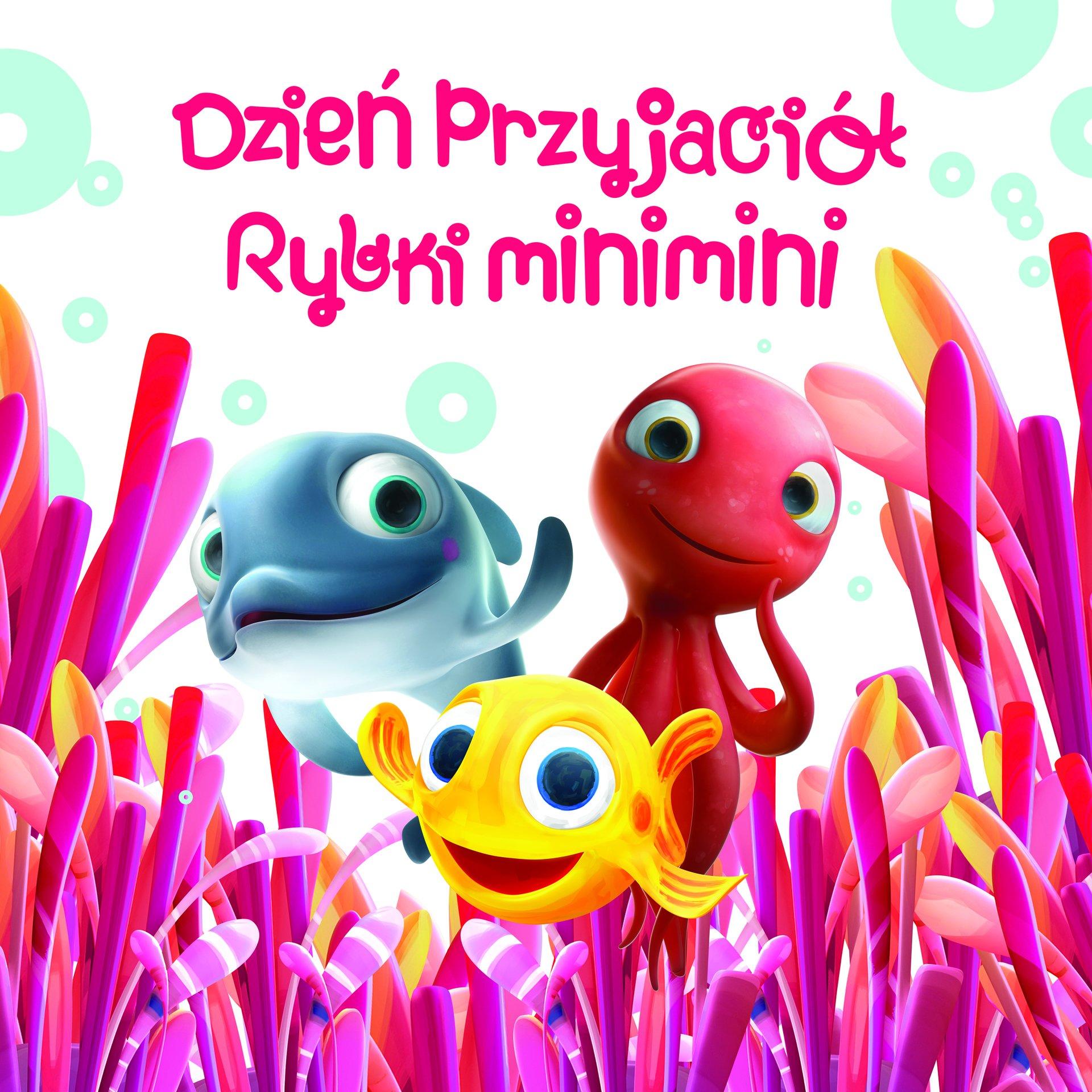 Dzień Przyjaciół Rybki MiniMini w warszawskim ZOO. Poznaj nowych bohaterów stacji!