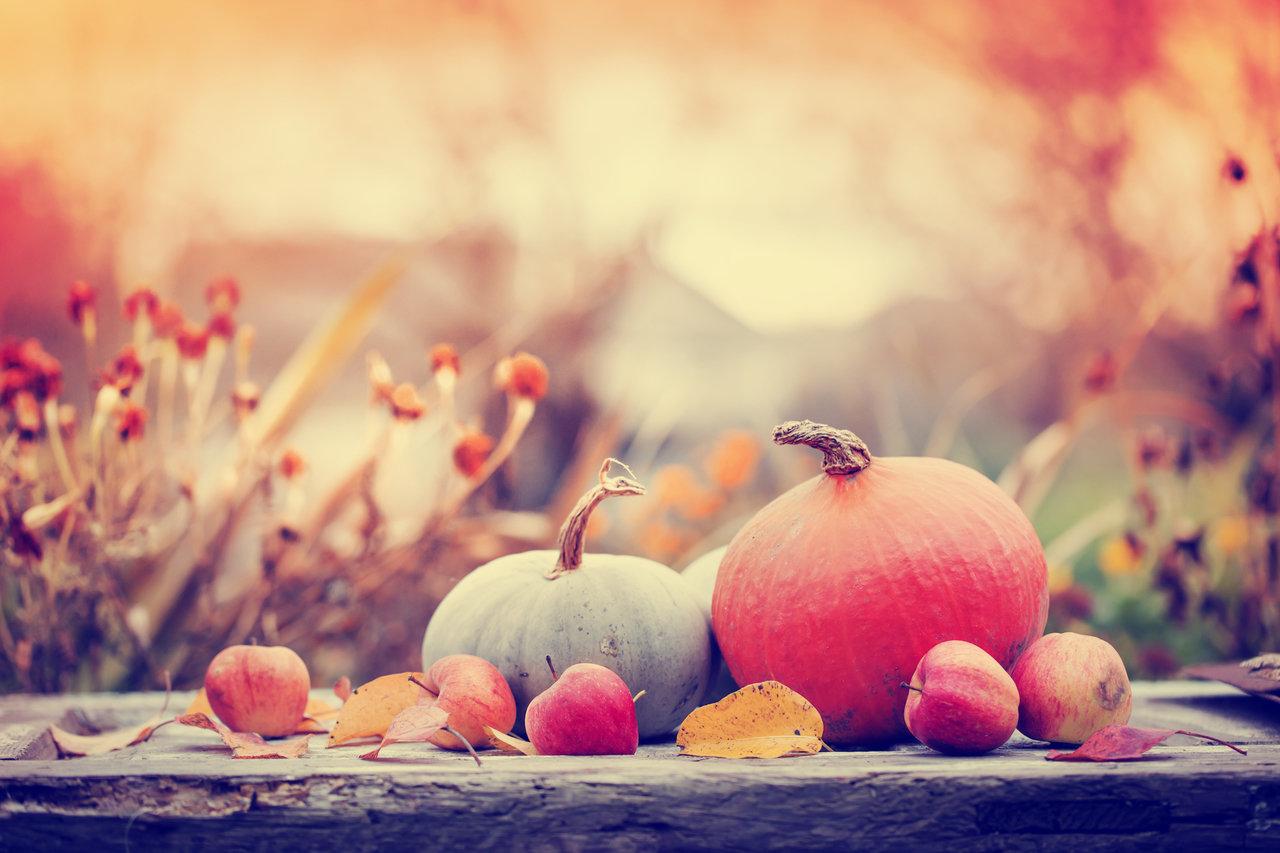Jesienny #clickletter