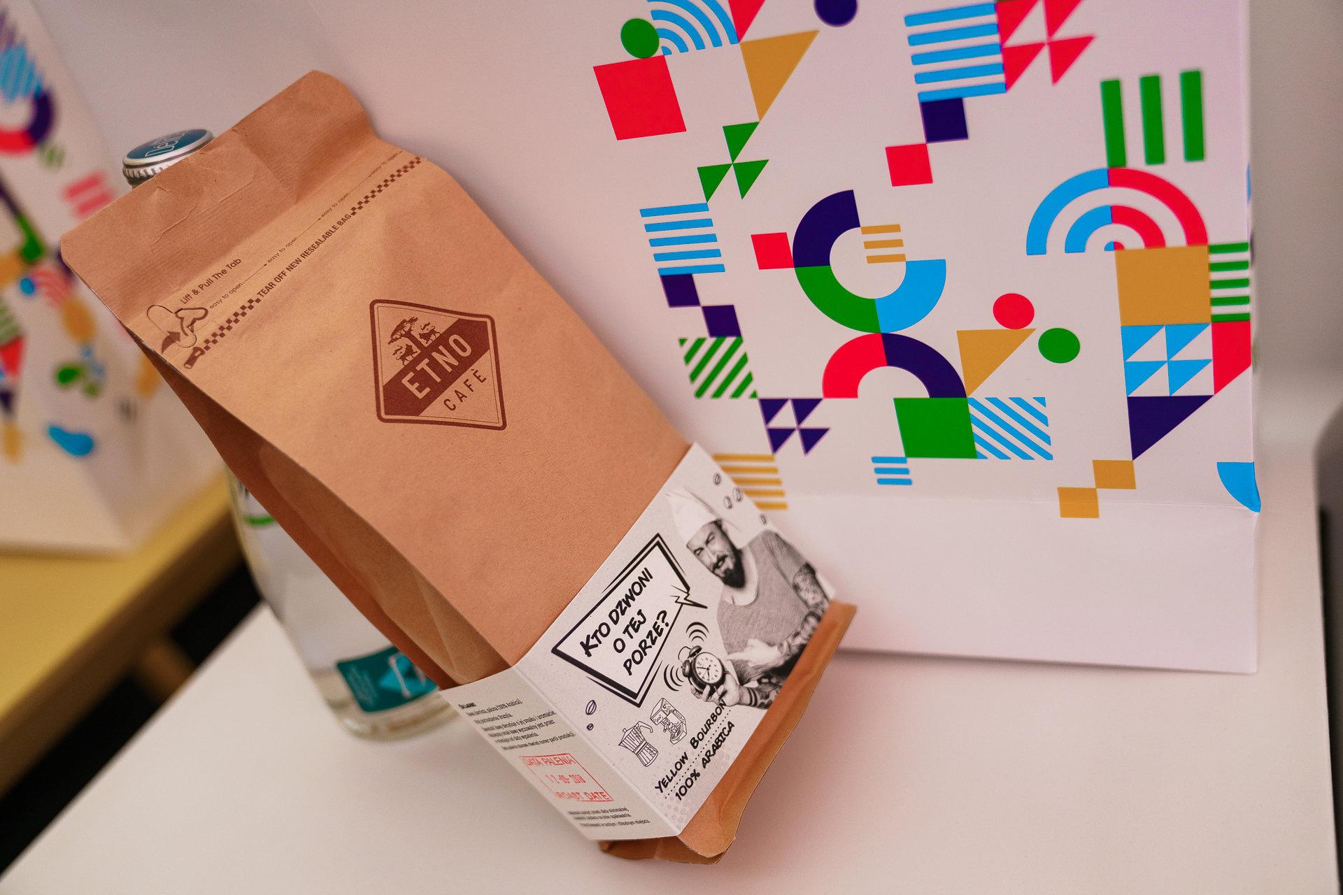 Kawy Etno Cafe na prezentacji nowej ramówki Onetu