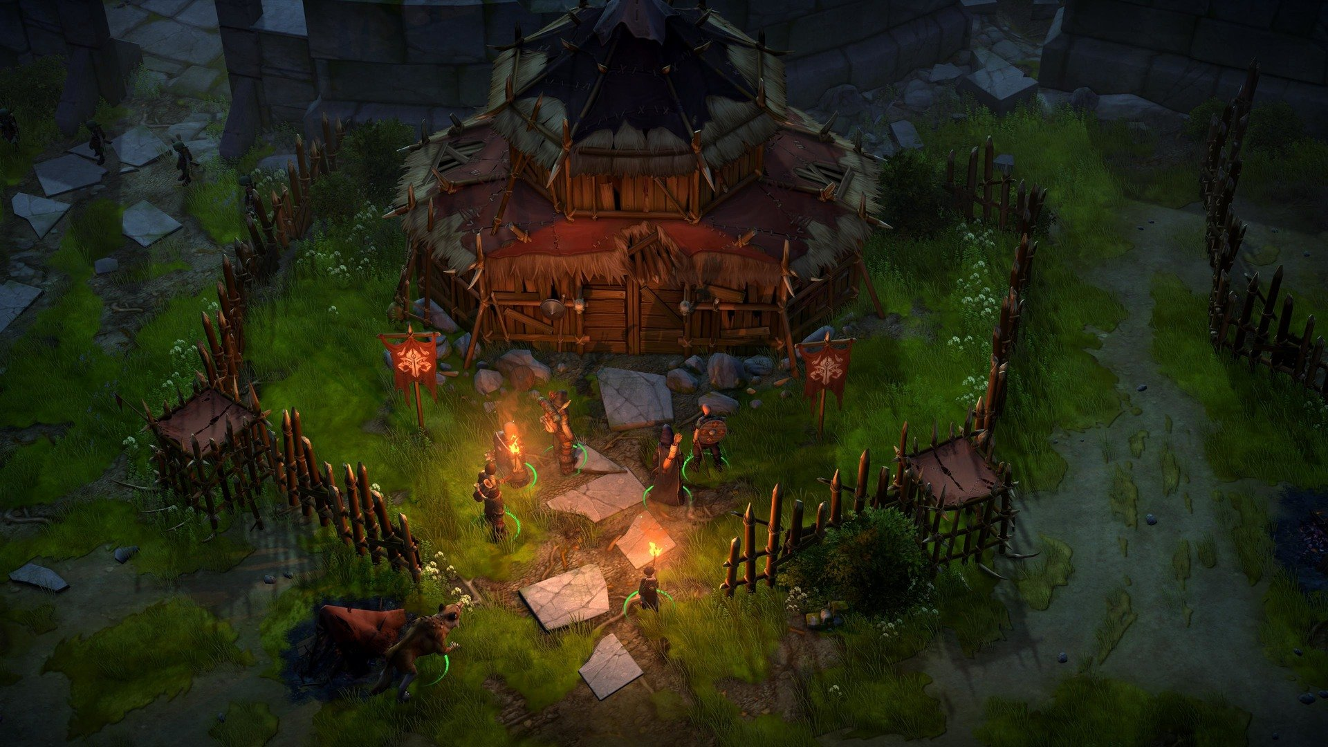 Zbuduj własne królestwo w Pathfinder: Kingmaker