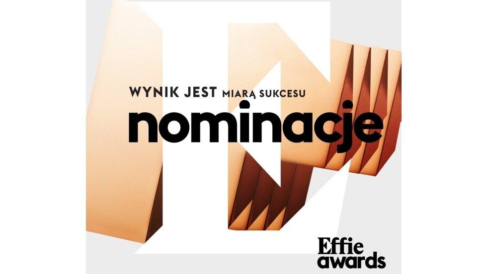 6 nominacji do Effie  dla Dentsu Aegis Network Polska
