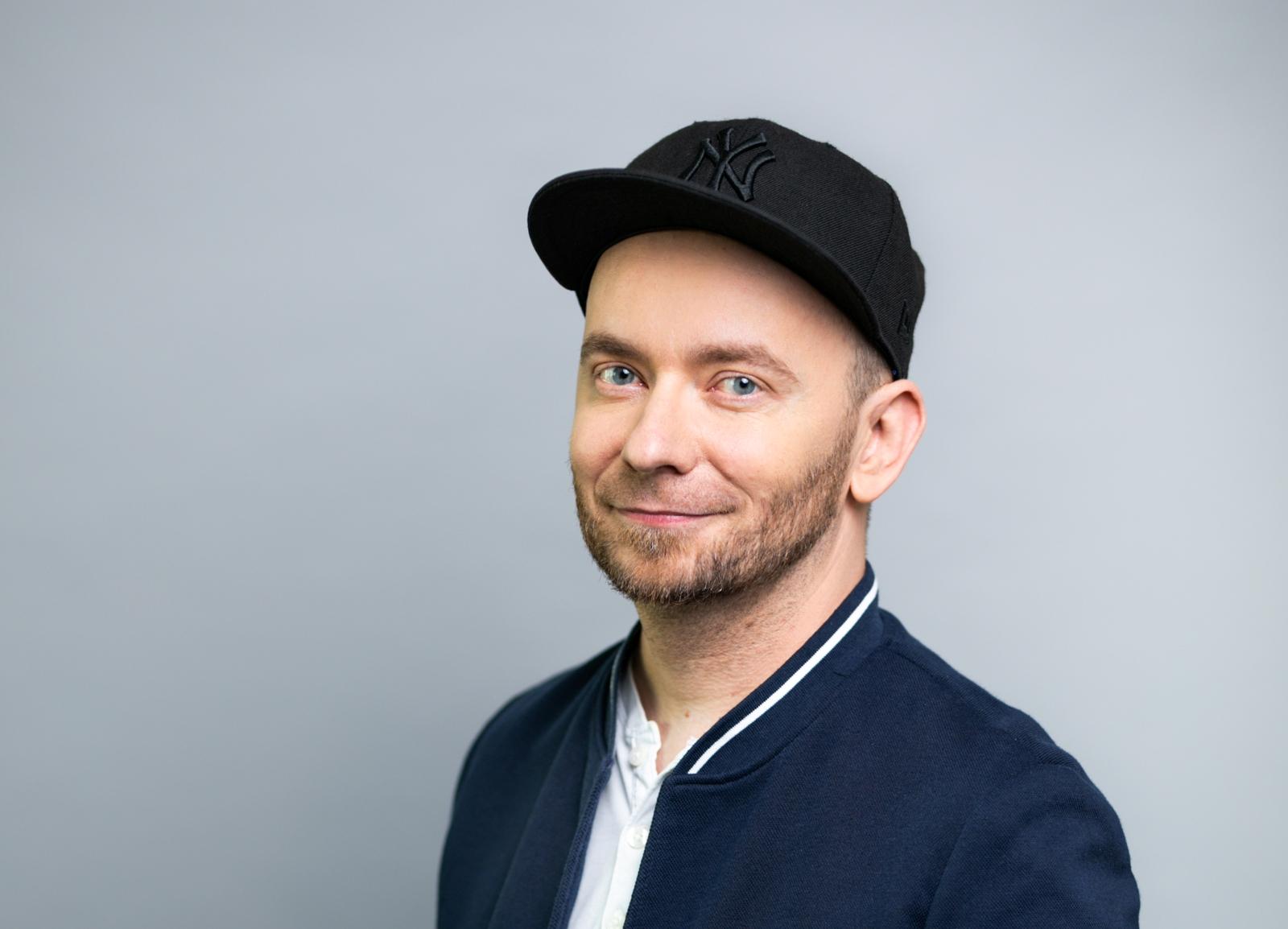 Michał Celeda p.o. redaktora naczelnego Radia ZET