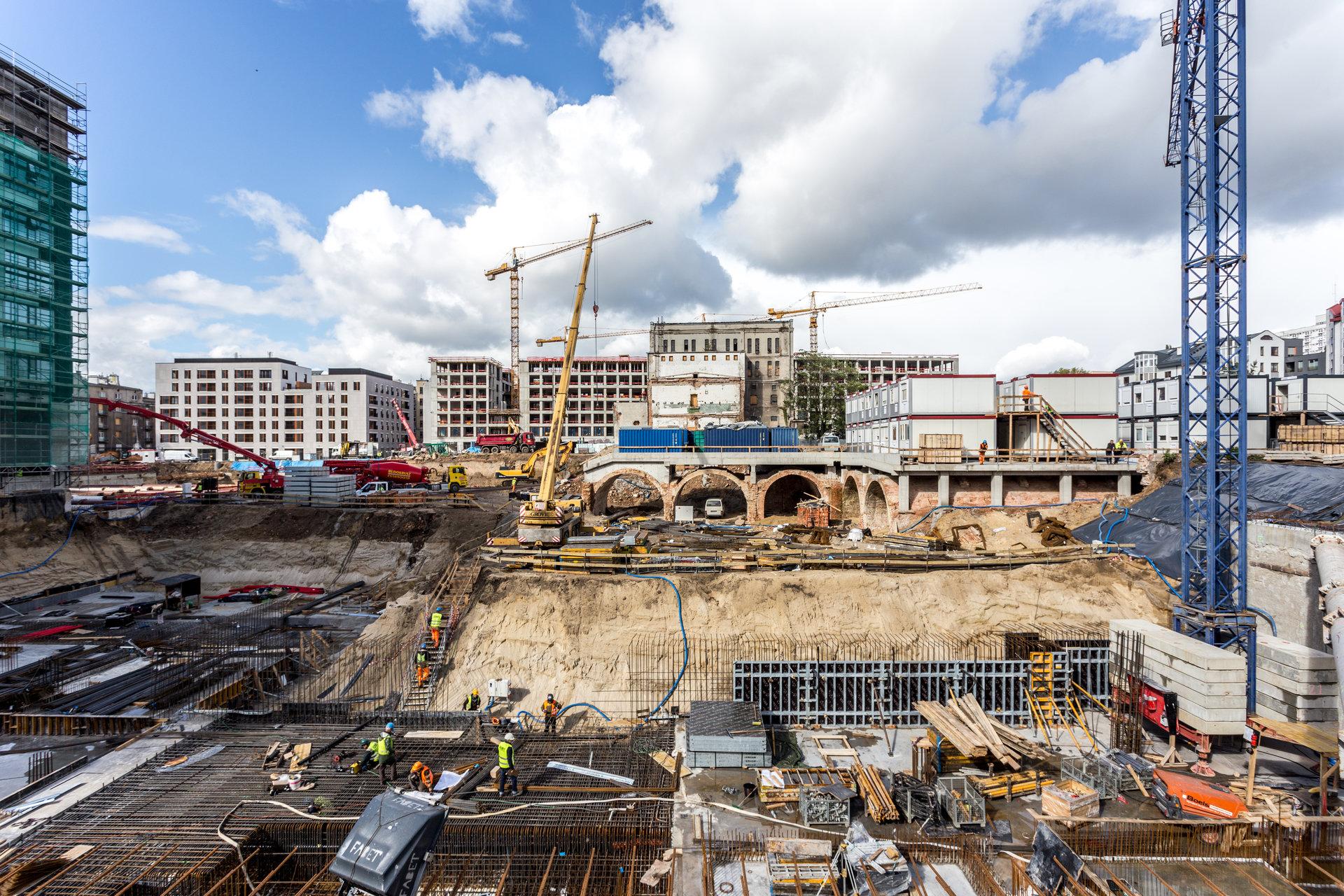 Echo Investment daje nowe życie historycznym budynkom Browarów Warszawskich