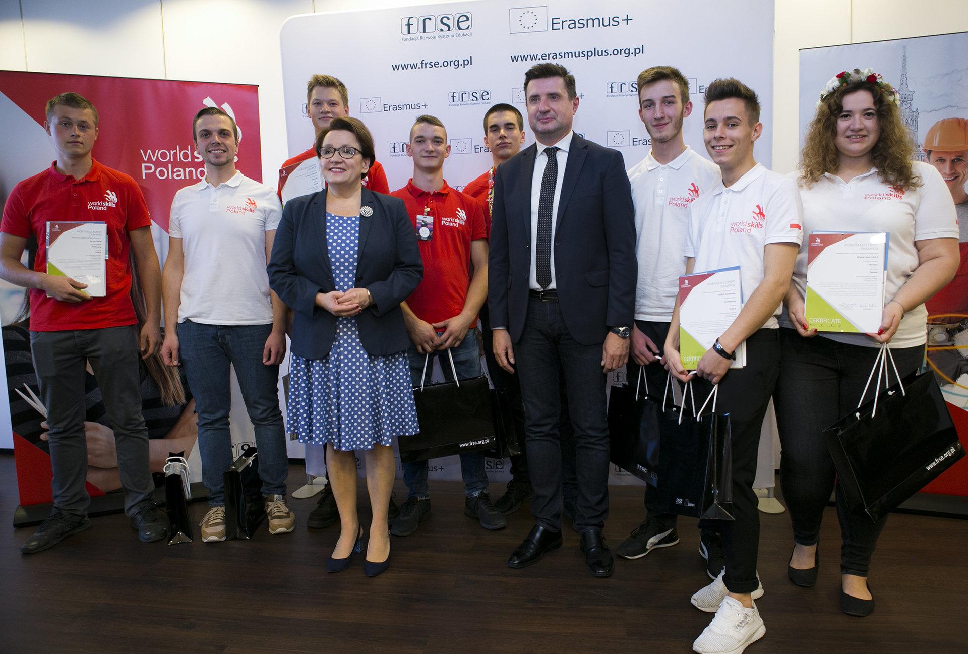 Sukces i doświadczenie – EuroSkills 2018