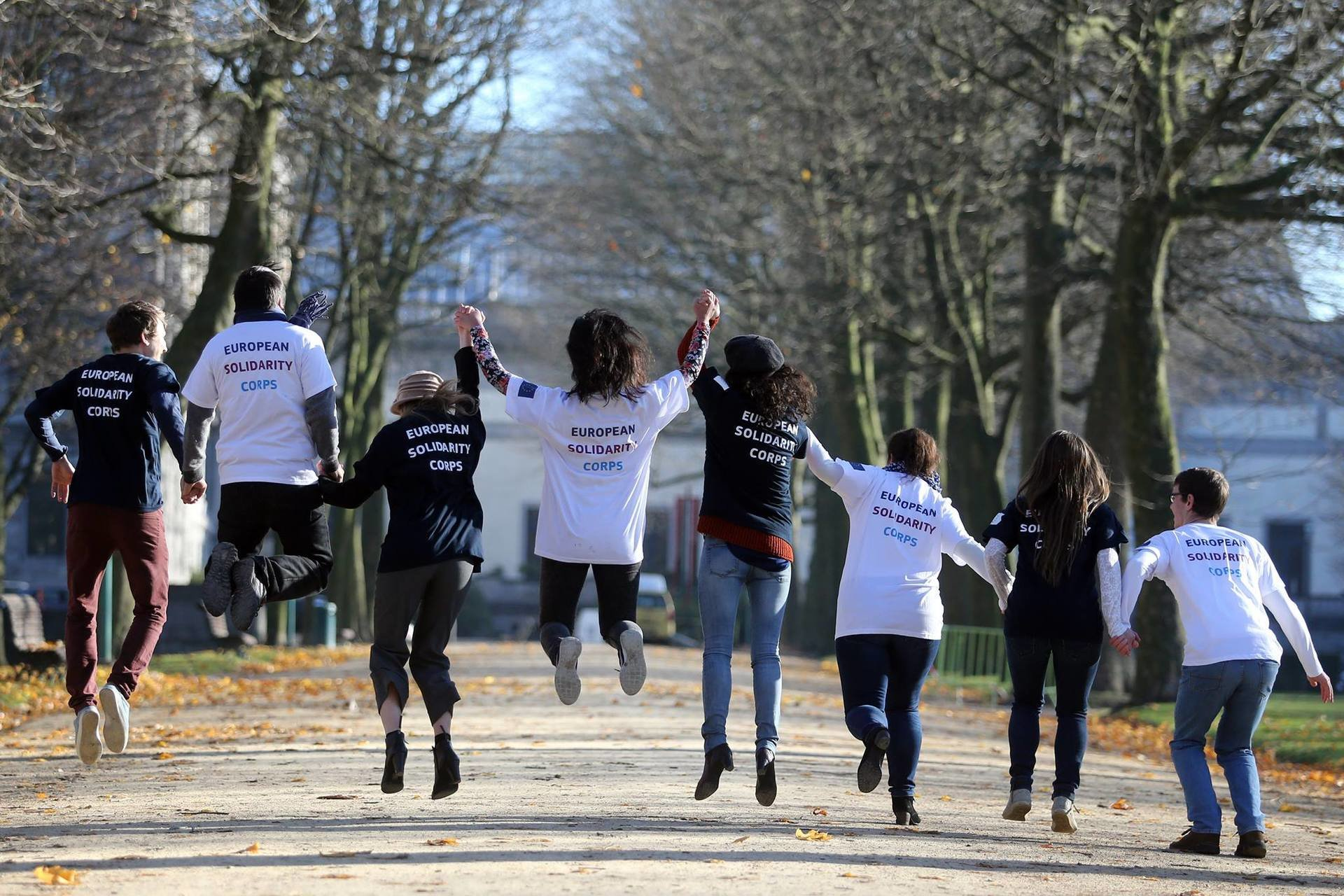 Konferencja inaugurująca Europejski Korpus Solidarności