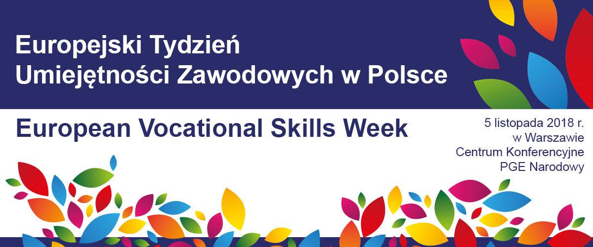 Konferencja inaugurująca Europejski Tydzień Umiejętności Zawodowych w Polsce – European Vocational Skills Week