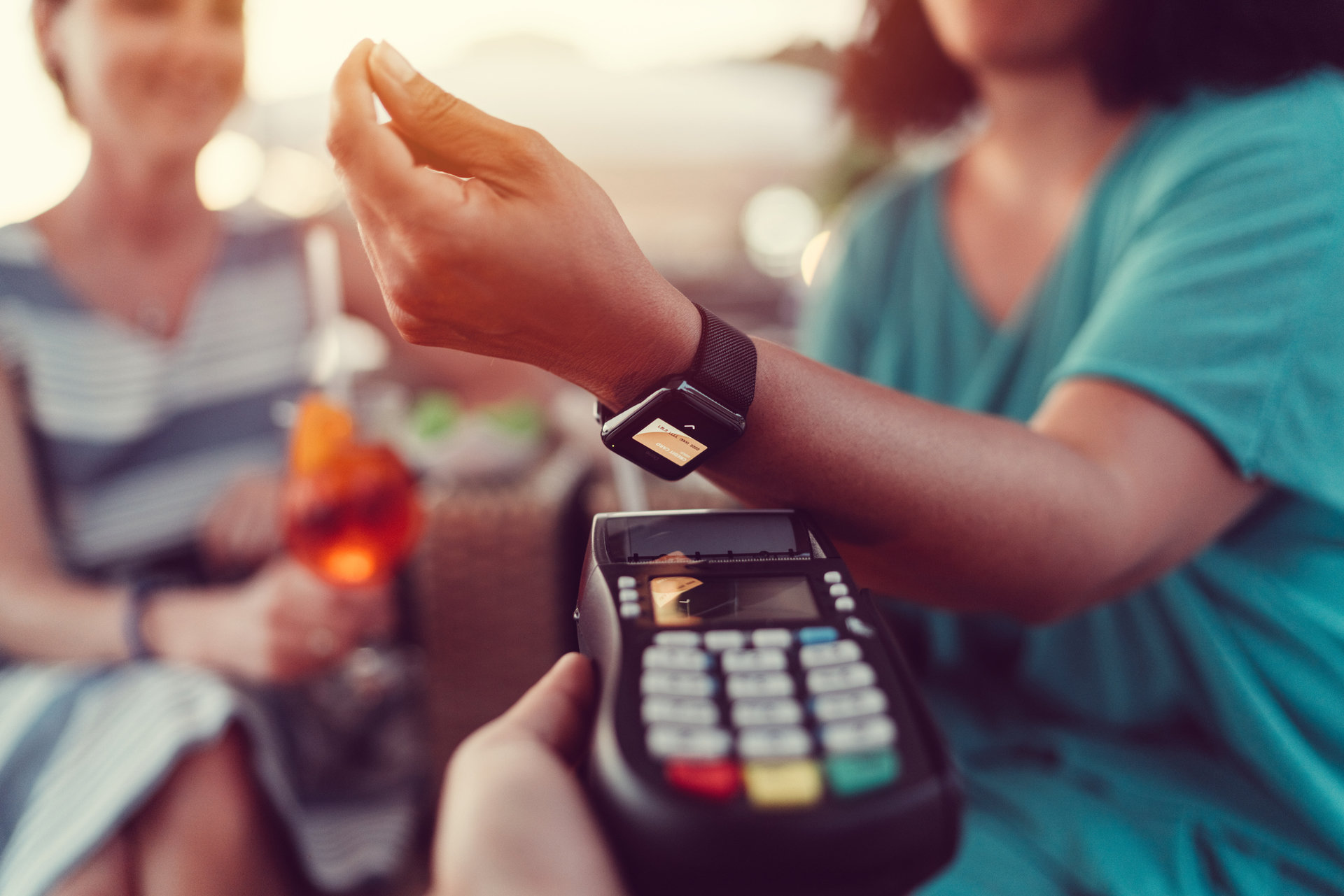 New trends in mobile payments. Faster, safer and more convenient.
