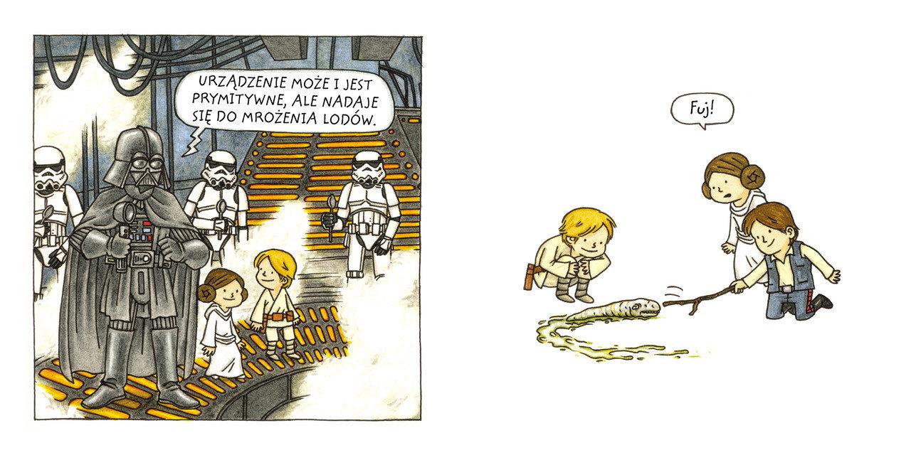 """Przewodnik po komiksowych """"Gwiezdnych wojnach"""""""
