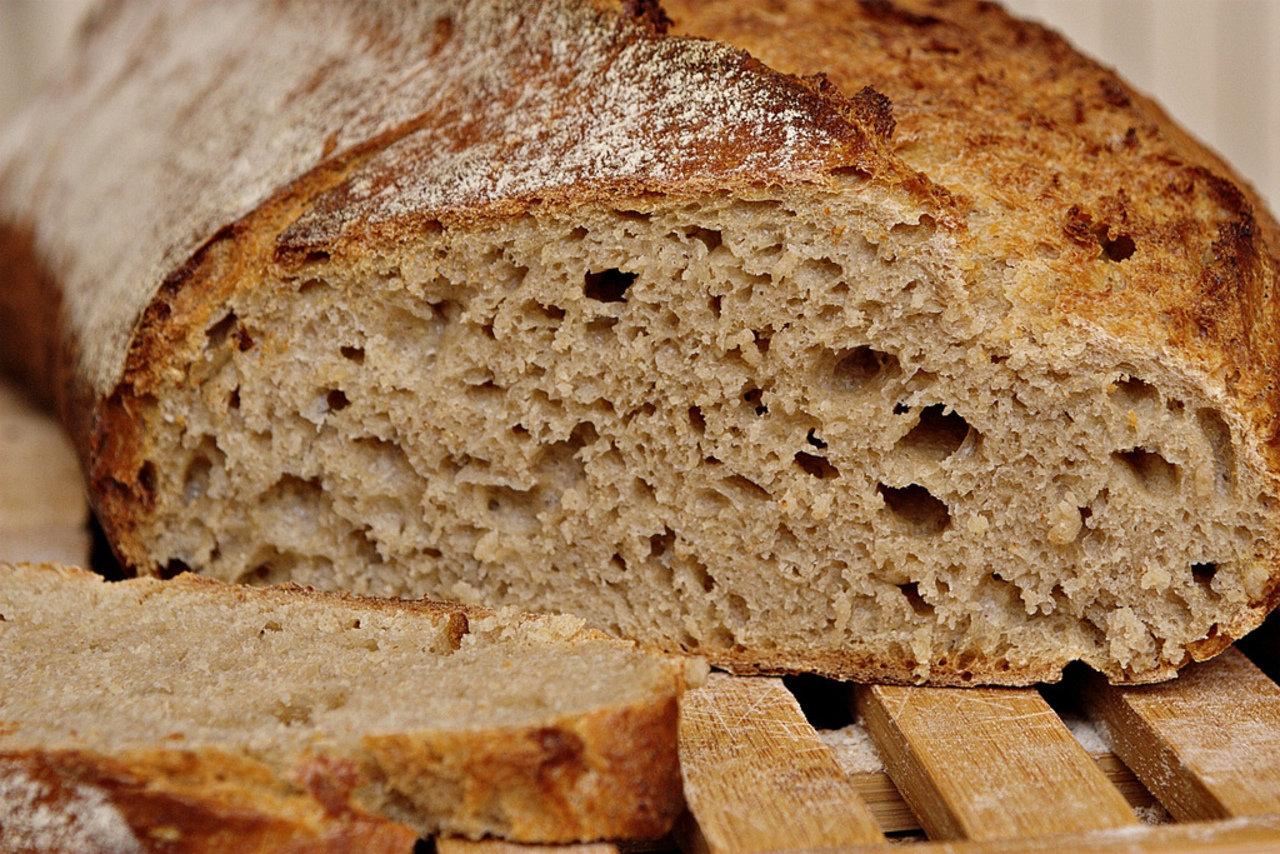 Z miłości do kruszyny tradycyjnego chleba