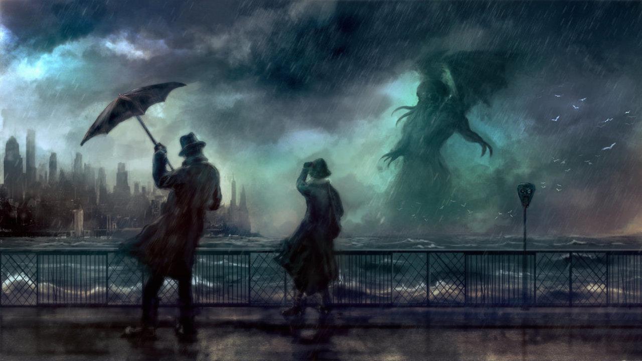 Dziwak z Providence, któremu zawdzięczamy współczesny horror