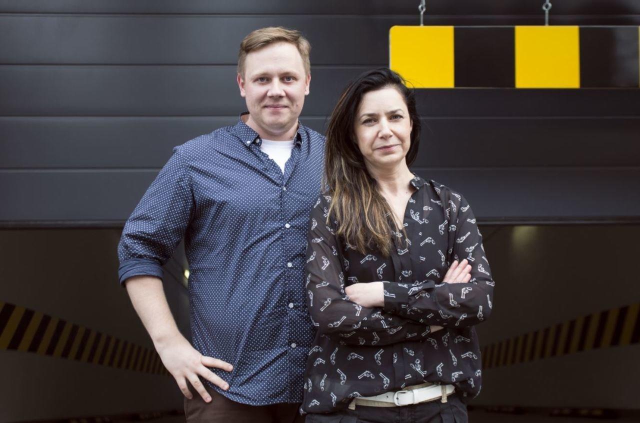 Joanna Biernacka i Maciek Kozina awansują na stanowisko Creative Group Head'ów w Isobar Polska