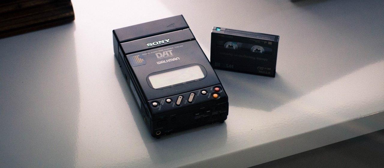 Walkman – mobile lat 80.