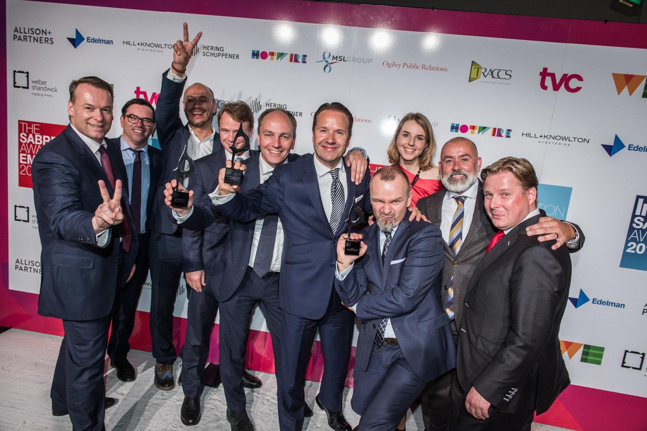 Holmes Report EMEA SABRE Awards: Hill+Knowlton Strategies wybrana najlepszą agencją PR w regionie EMEA