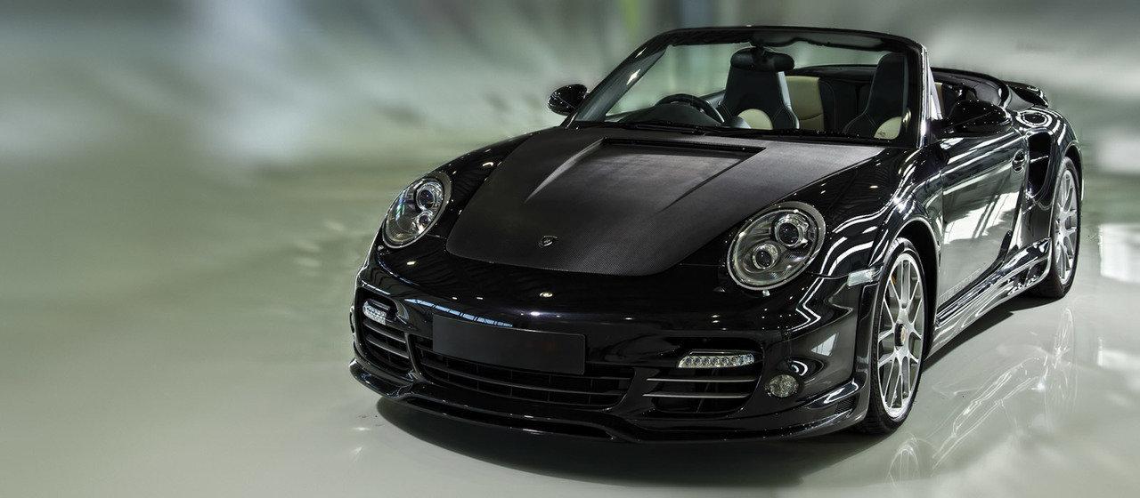 Porsche 911 Turbo – po prostu idealne