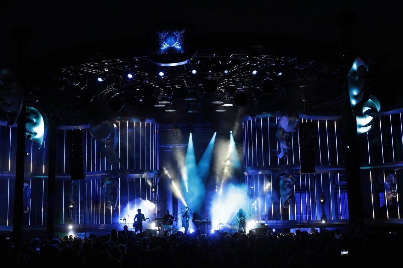 Królewski czerwiec w Pałacu Branickich – endorfina events i VML Poland dla H&M