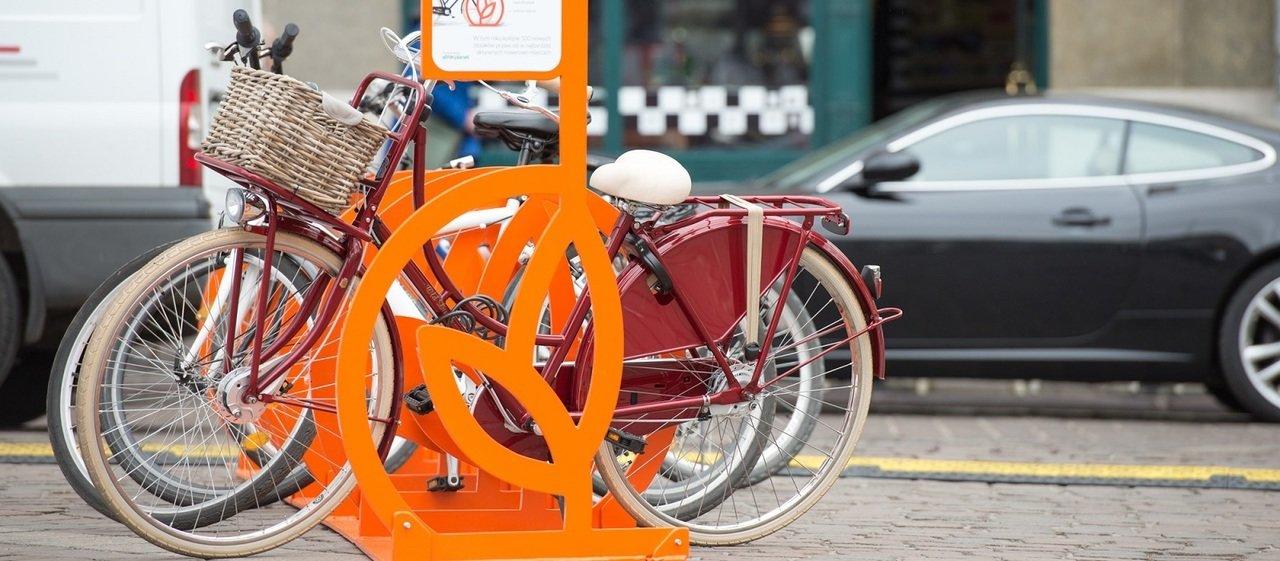 Znamy najbardziej rowerowe ulice w Warszawie