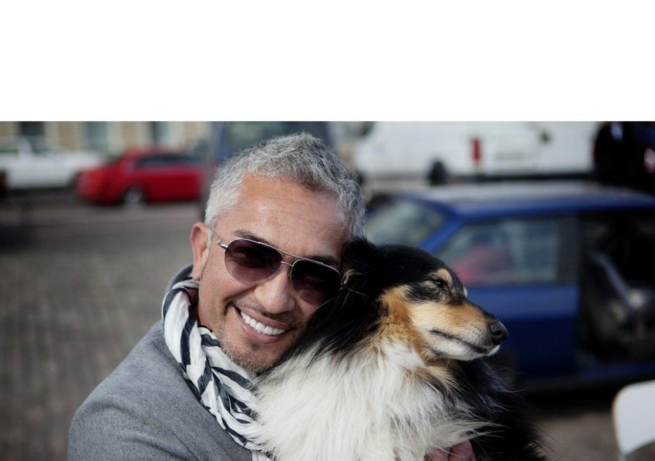 O amerykańskim śnie, psim behawioryźmie i nietypowym show w Las Vegas - Cesar Millan i psy w nowych programach na Nat Geo People
