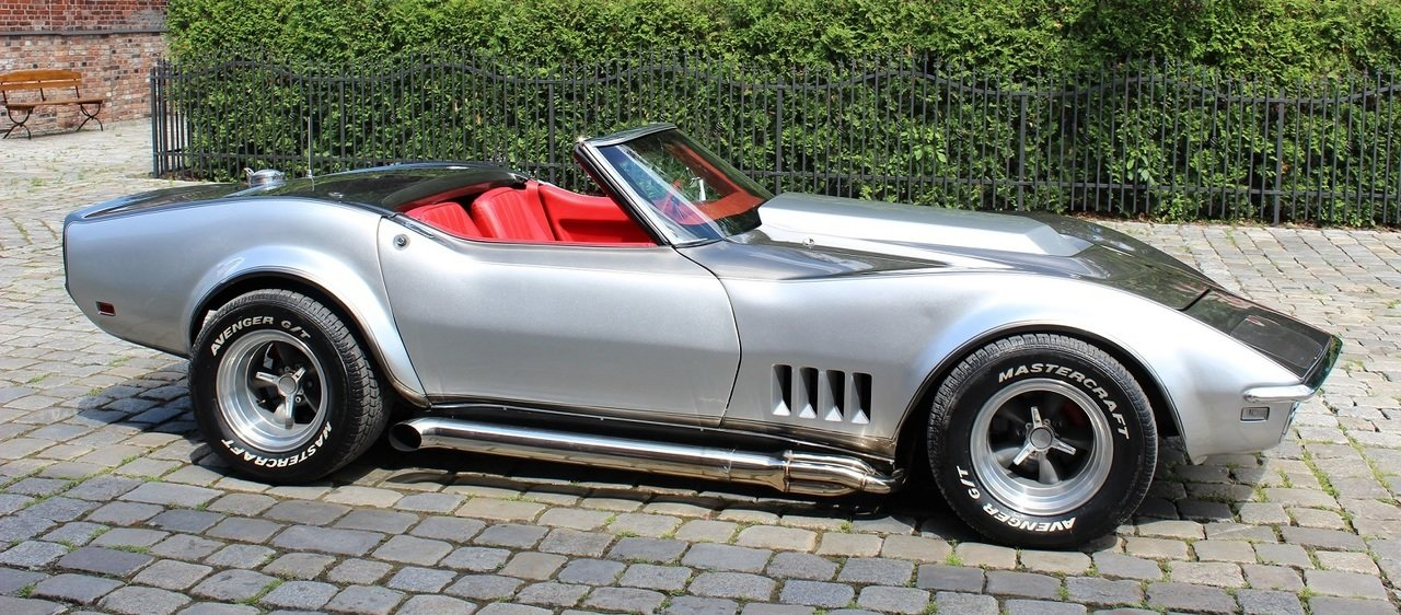 Corvette – piękna i bestia