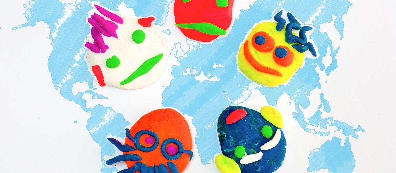 Ciastolina Play-Doh ma już 60 lat!