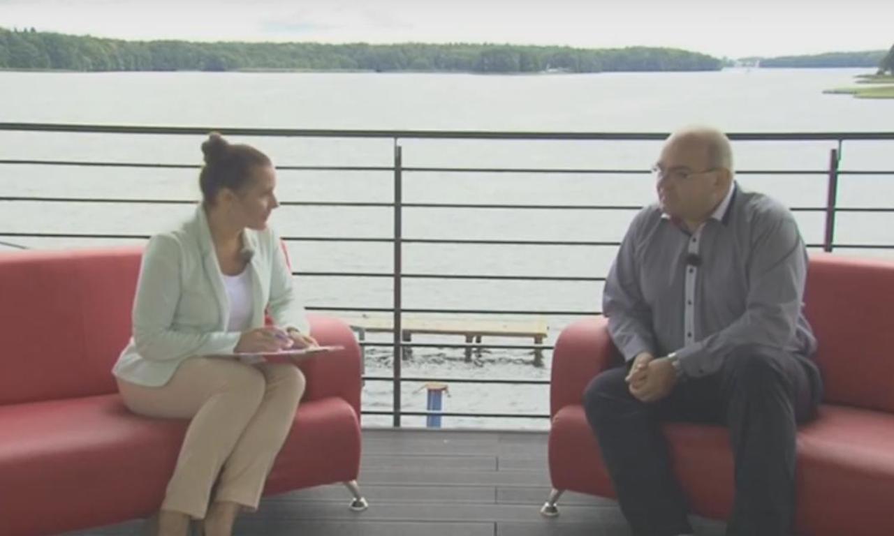 Wywiad na temat instalacji UTWS