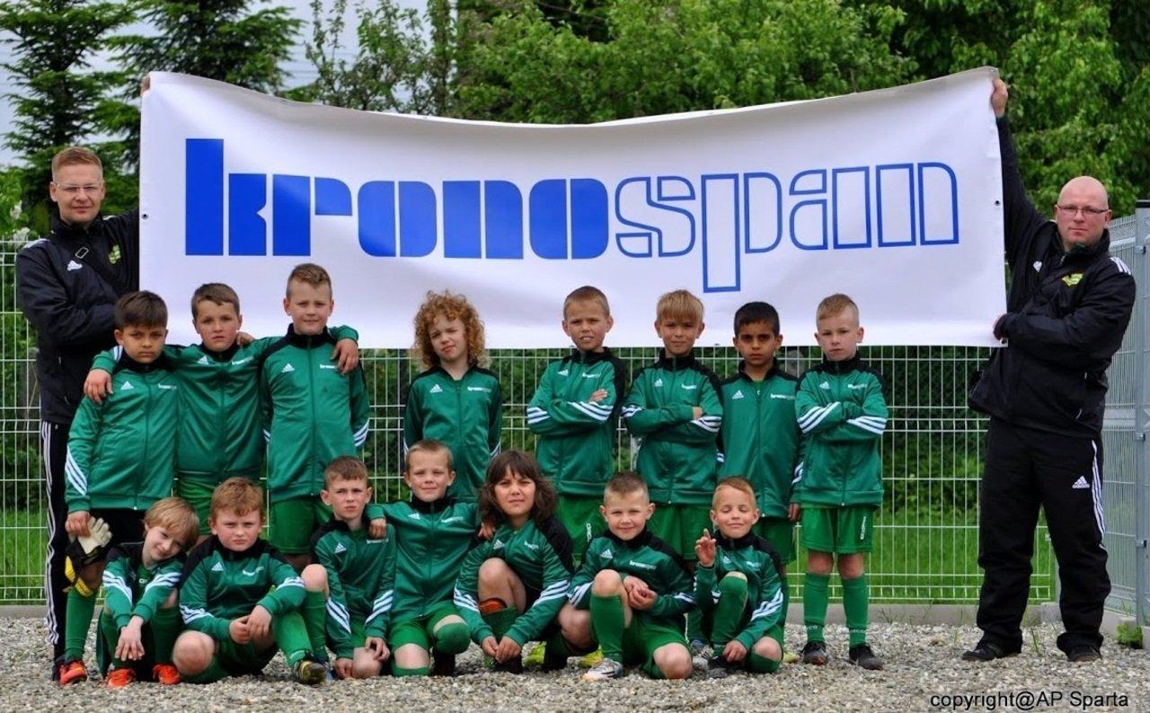 Kronospan sponsorem Akademii Piłkarskiej