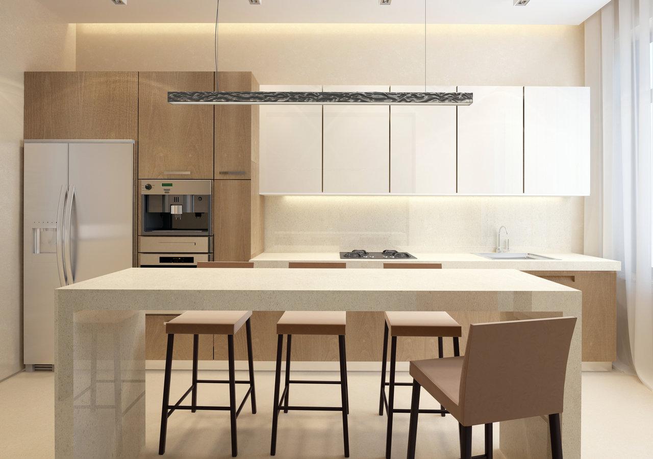 Praktyczne rozwiązania oświetleniowe w kuchni
