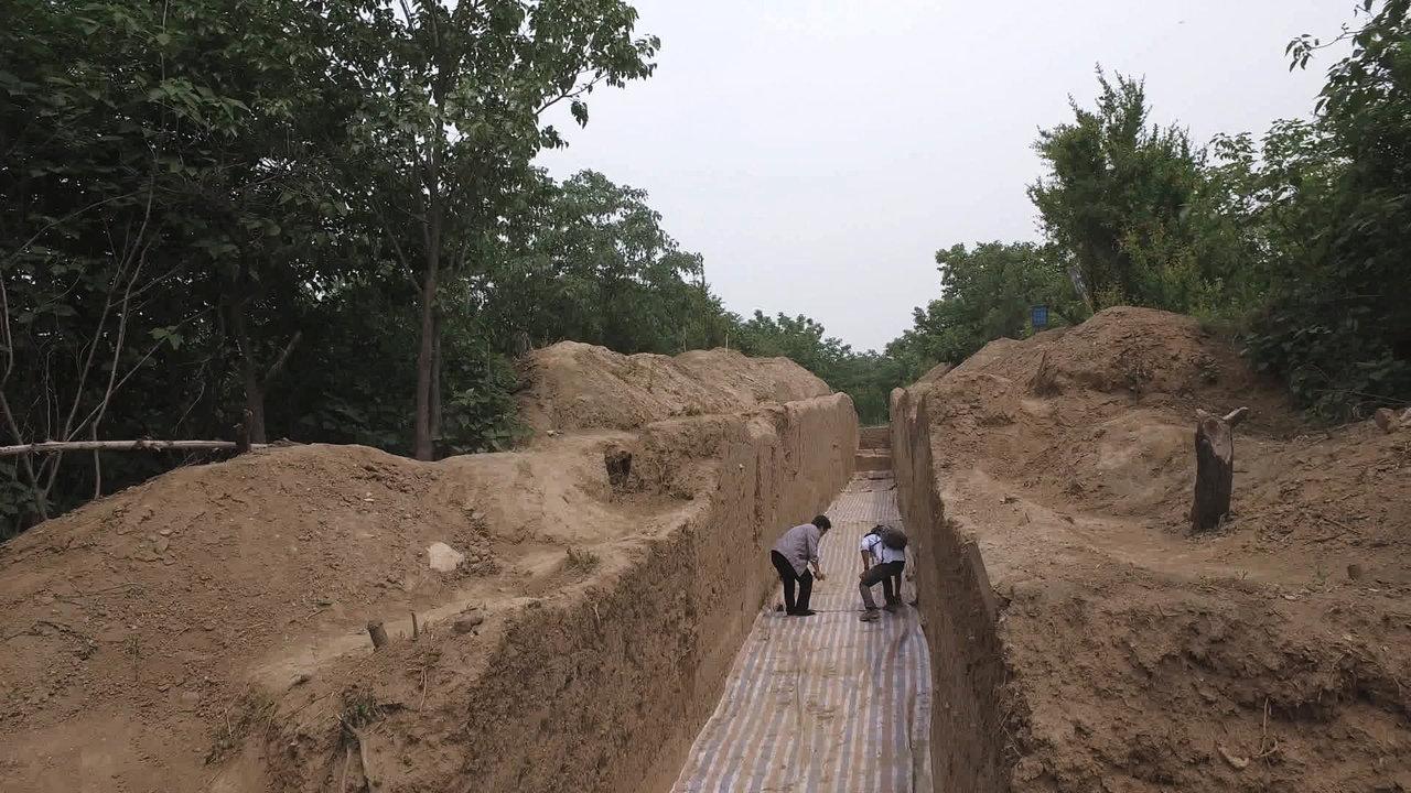 Muzeum Pierwszego Chińskiego Cesarza nawiązało współpracę z BBC i National Geographic Channel, by przedstawić dowody na to, że Chiny utrzymywały kontakty z Zachodem w okresie Pierwszego Cesarstwa