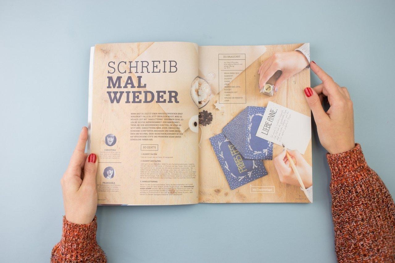 DaWanda LoveMag – Geburtstagsausgabe deutschlandweit im Zeitschriftenhandel