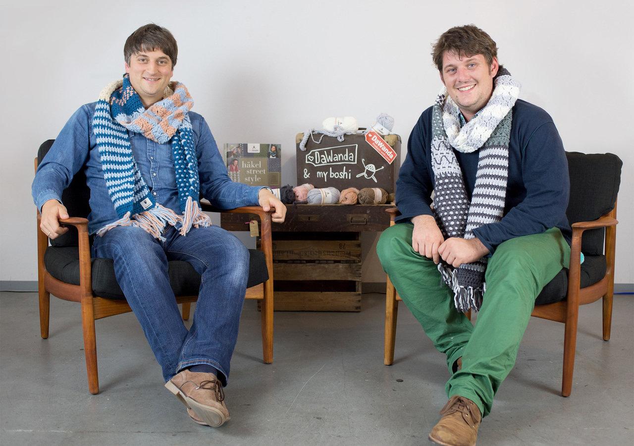 """DaWanda und myboshi haben eine gemeinsame Mission: Deutschland an die Häkelnadeln bringen! Am 17. Oktober startet """"Das große Häkeln"""" auf DaWanda – ein mehrwöchiges DIY-Projekt für Häkelanfänger und -profis"""