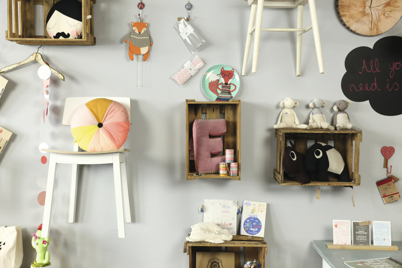 DaWanda Snuggery wird zum Concept Store