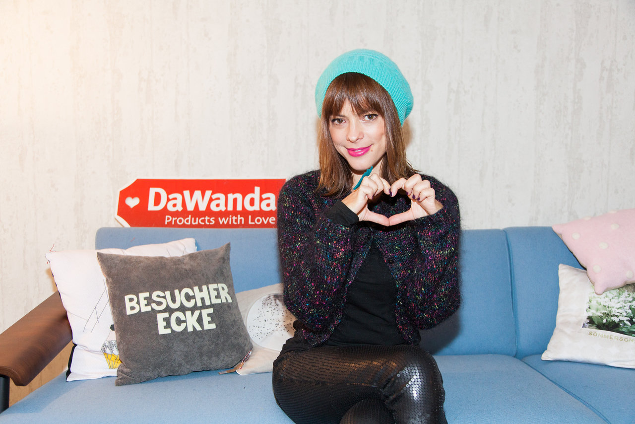 Lenka präsentiert ihre DaWanda-Lieblinge