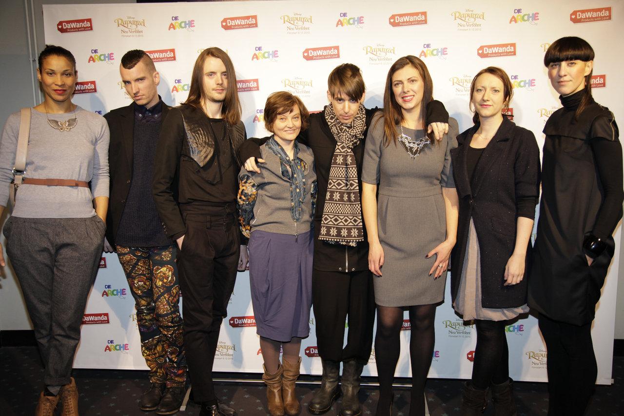 Studenten aus München beim DaWanda Fashion Tale ausgezeichnet