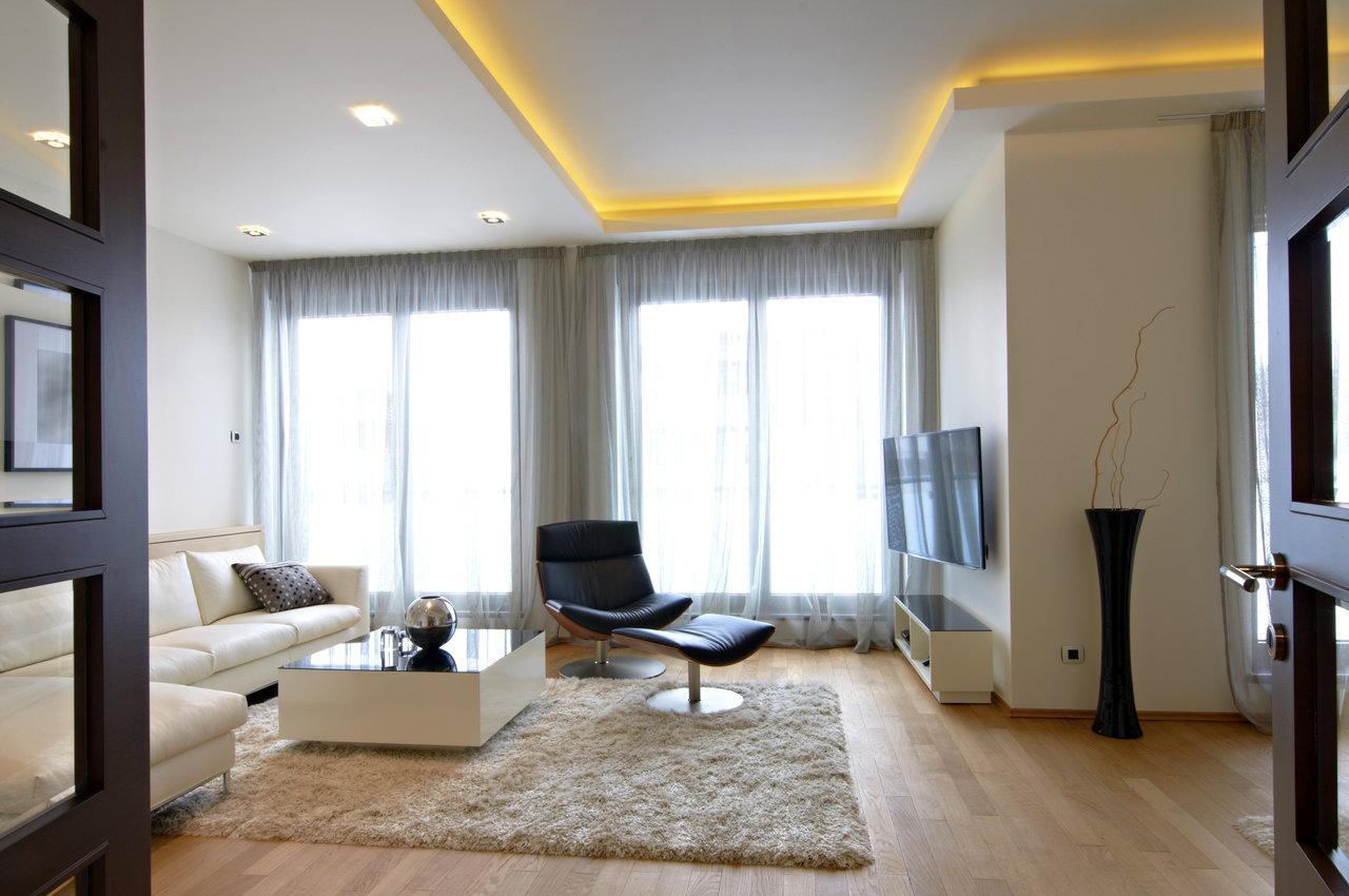 Salon w nowoczesnym stylu – jakie lampy wybrać?