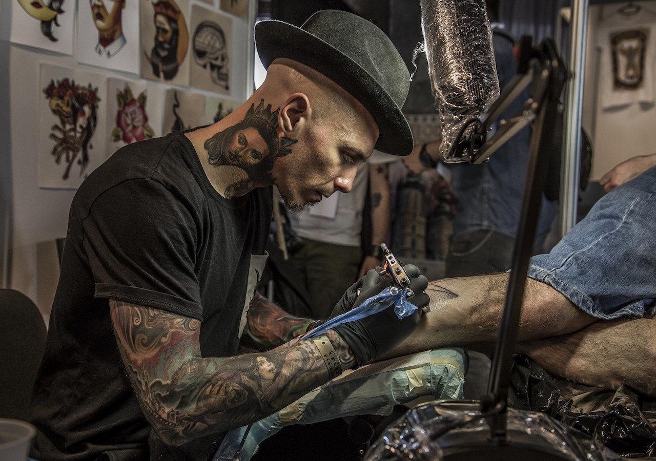 Dziś rusza Cropp Tattoo Konwent – najbardziej kolorowa impreza roku!