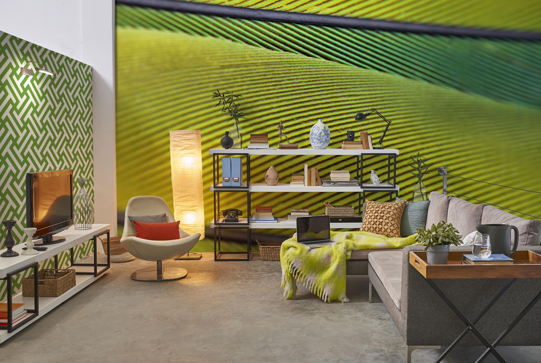 Pantone Fall 2017 colors in interiors - Pixers - wall decor - wall ...