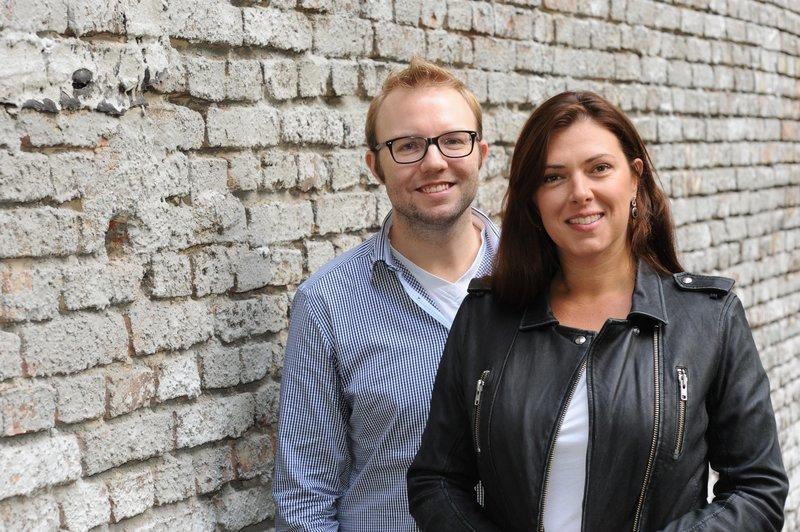 Vorschau | hochauflösend DaWanda Gründer Claudia Helming und Michael Pütz
