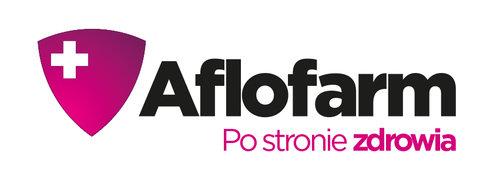 Biuro prasowe Aflofarm logo
