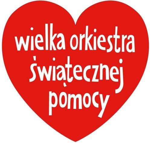 Fundacja Wielka Orkiestra Świątecznej Pomocy logo