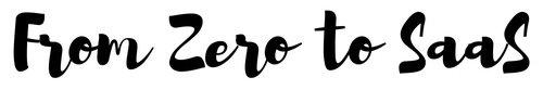From Zero to SaaS logo