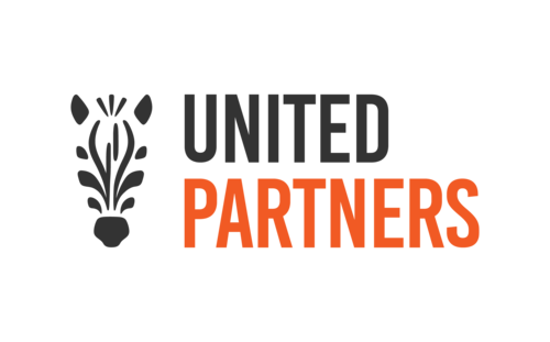 United Partners logo