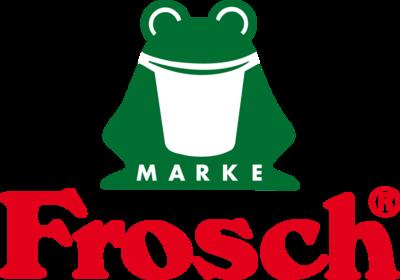FROSCH SIŁA PŁYNĄCA Z NATURY logo