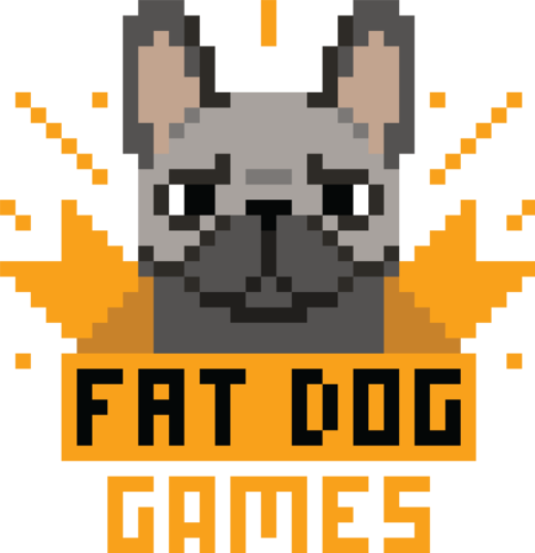 Fat Dog Games logo
